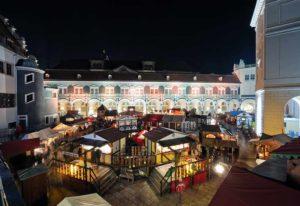 Stallhof Dresden Weihnachtsmarkt