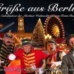 """Weihnachtsmarkt """"Berliner Weihnachtszeit"""" am Roten Rathaus"""