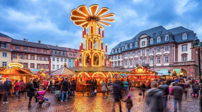 öffnungszeiten Weihnachtsmarkt Heidelberg.Heidelberger Weihnachtsmarkt Urlaub Reisen Und Freizeit In