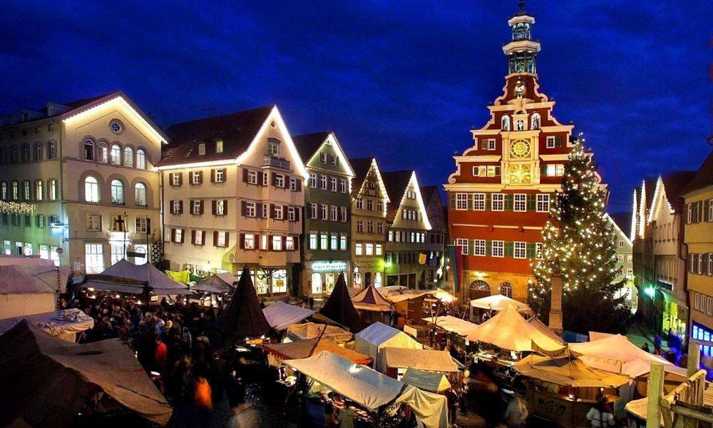 Weihnachtsmarkt in Esslingen