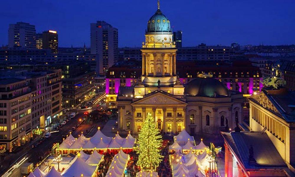Weihnachtszauber am Gendarmenmarkt Berlin