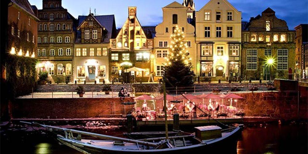 Lüneburger Weihnachtsmarkt
