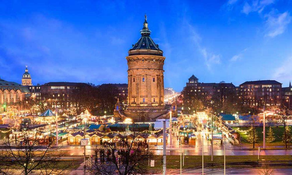 Mannheimer Weihnachtsmarkt