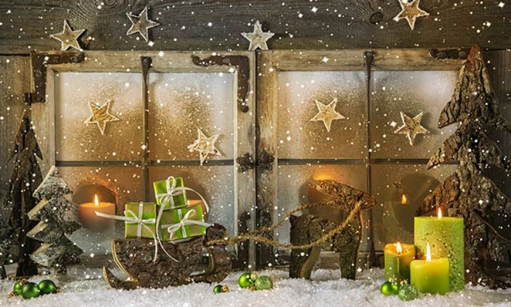 Fröhliche Weihnachten in Deutschland