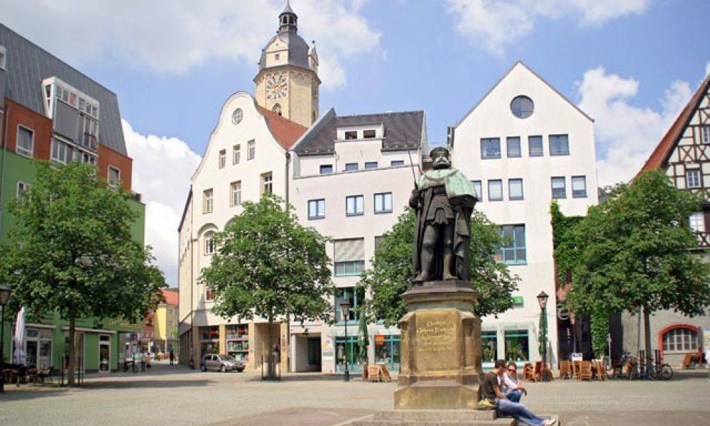 Die sehenswertesten Städte Thüringens