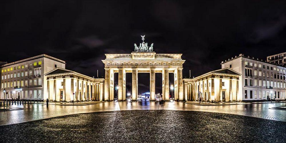 Der Berliner Mauerfall