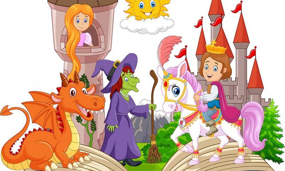 Burg der Märchen