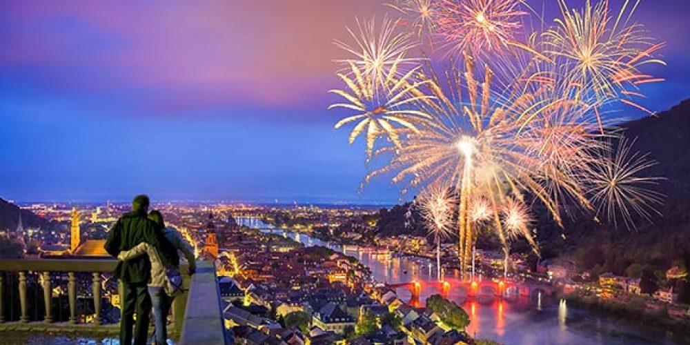 Deutschland feiert Silvester